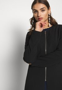 ONLY - ONLJOYCE SPRING COAT - Short coat - black - 3