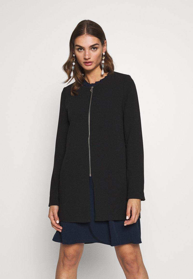 ONLY - ONLJOYCE SPRING COAT - Short coat - black