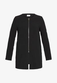 ONLY - ONLJOYCE SPRING COAT - Short coat - black - 4