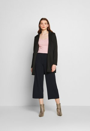 ONLSOHO ICON COATIGAN - Manteau court - black