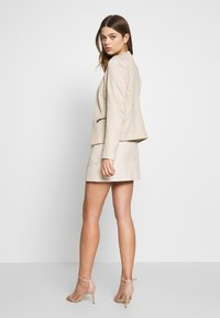 ONLY - ONLMADDY ICON SHORT - Blazer - stone - 2