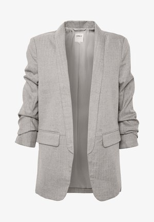 ONLANYA BONE - Blazer - light grey melange