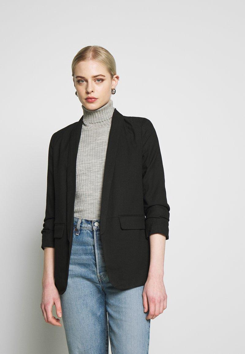 ONLY - ONLANYA BONE - Blazer - black