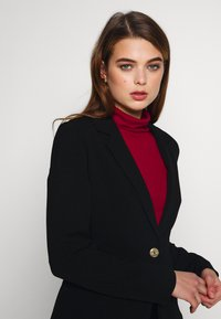 ONLY - ONLAUBREE RUNA FITTED - Blazer - black - 3