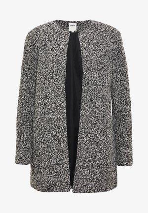 ONLAPPLE CRISPY - Short coat - black