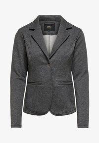 ONLY - Blazere - dark grey melange - 4
