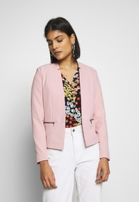 ONLY - ONLGRY SHORT ZIP - Blazer - misty rose - 0