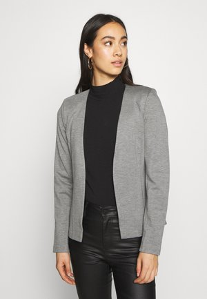 ONLPOPTRASH FITTED - Blazer - medium grey melange