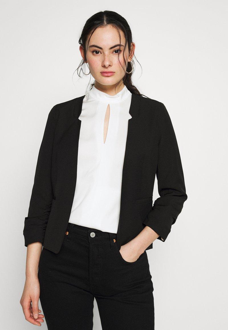 ONLY - ONLRUBY SHORT - Blazer - black