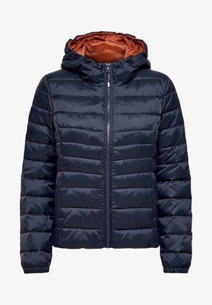 Winter jacket - night sky