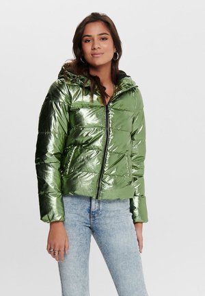 Vinterjacka - green