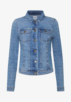 ONLWESTA LIFE JACKET  - Denim jacket - light blue denim