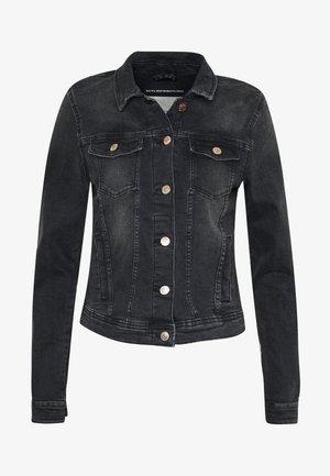 ONLTIA LIFE JACKET - Veste en jean - black denim