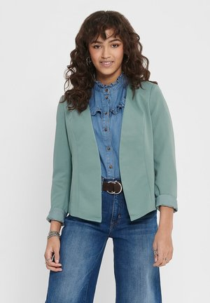 ONLANNA SHORT NOOS - Blazer - chinois green