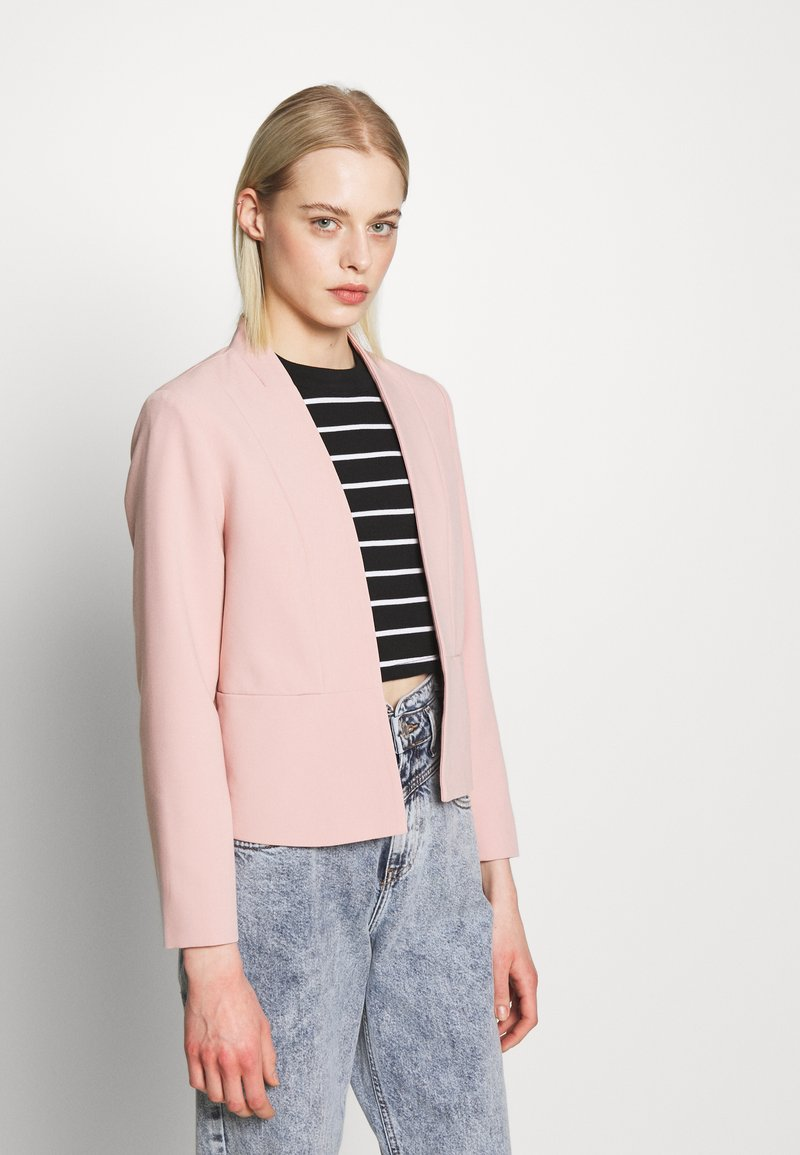 ONLY - ONLRICKS PRETTY - Blazer - misty rose