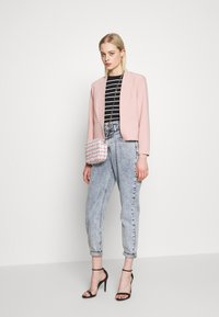 ONLY - ONLRICKS PRETTY - Blazer - misty rose - 1