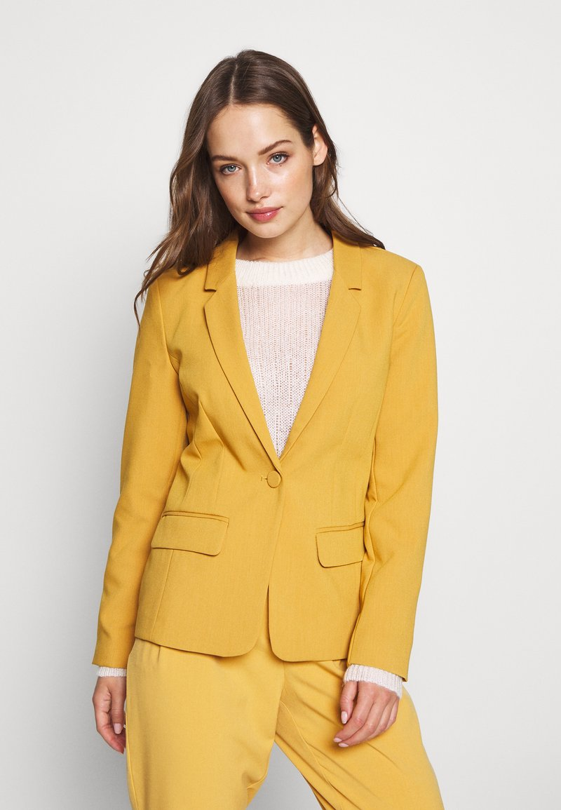 ONLY - ONLNICO LELY  - Blazer - spruce yellow