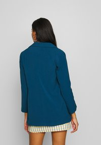 ONLY - ONLKAYLA RUNA LIFE SOLID  - Krátký kabát - insignia blue - 2