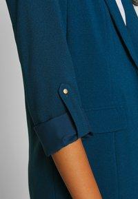ONLY - ONLKAYLA RUNA LIFE SOLID  - Krátký kabát - insignia blue - 4