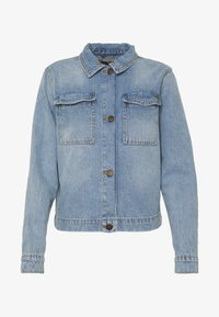 ONLY - ONLCARLA LIFE JACKET - Denim jacket - light blue denim - 3