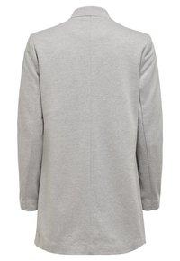ONLY - ONLSOHORUBY SPRING COAT CC OTW - Short coat - light grey melange - 1