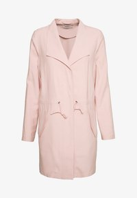 ONLY - ONLSILLE DRAPY - Manteau court - misty rose - 4