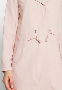 ONLY - ONLSILLE DRAPY - Manteau court - misty rose - 5