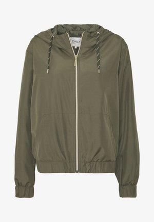 ONLLOUISA SPRING JACKET - Summer jacket - kalamata