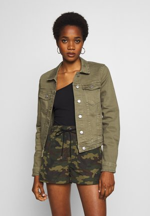 ONLTIA  - Denim jacket - kalamata