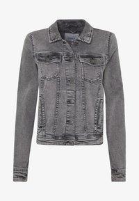ONLY - ONLTIA JACKET - Denim jacket - grey denim - 4