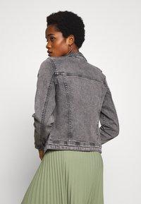 ONLY - ONLTIA JACKET - Denim jacket - grey denim - 2
