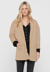 ONLY - Manteau court - beige - 0