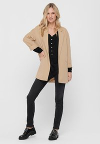 ONLY - Manteau court - beige - 1