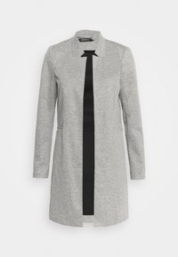 ONLY - ONLPENNY COATIGAN - Blazer - medium grey melange - 4