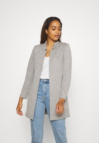 ONLY - ONLPENNY COATIGAN - Blazer - medium grey melange - 0