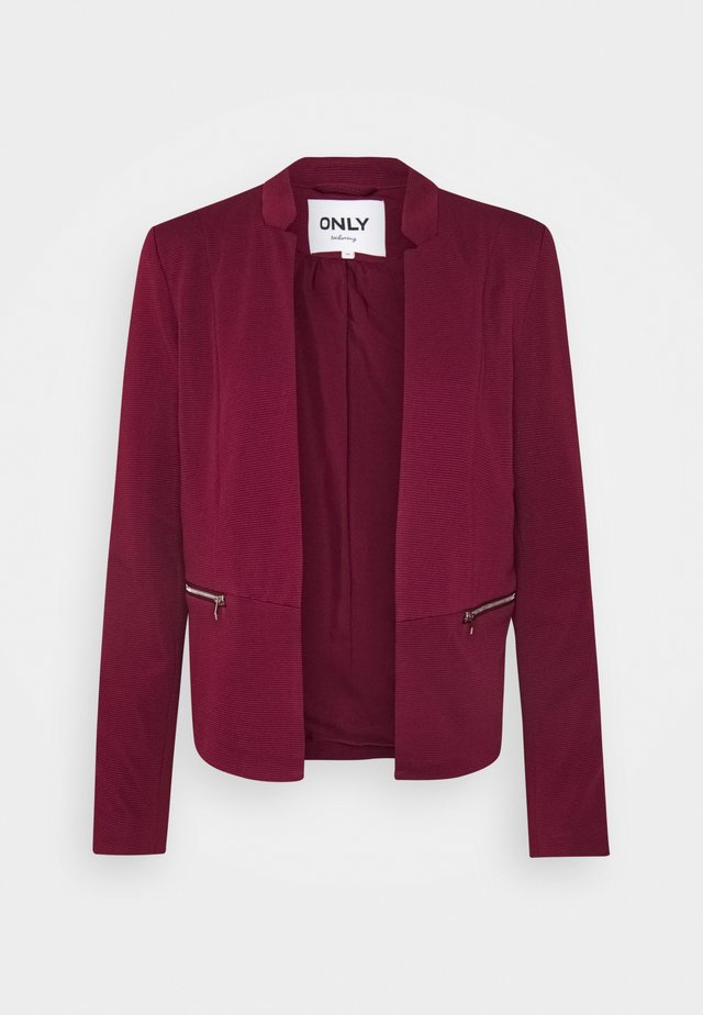 ONLMADDY ANNA LIFE ZIP - Blazer - port royale