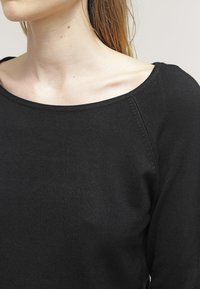 ONLY - ONLMILA LACY LONG - Jumper - black - 4