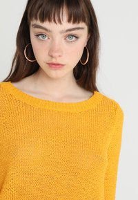 ONLY - ONLGEENA - Jumper - golden yellow - 4