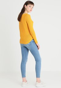 ONLY - ONLGEENA - Jumper - golden yellow - 2