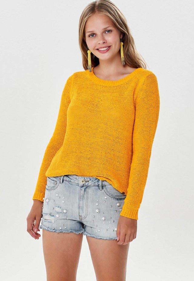 ONLGEENA - Trui - yellow