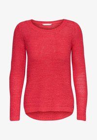ONLY - ONLGEENA - Neule - red - 3