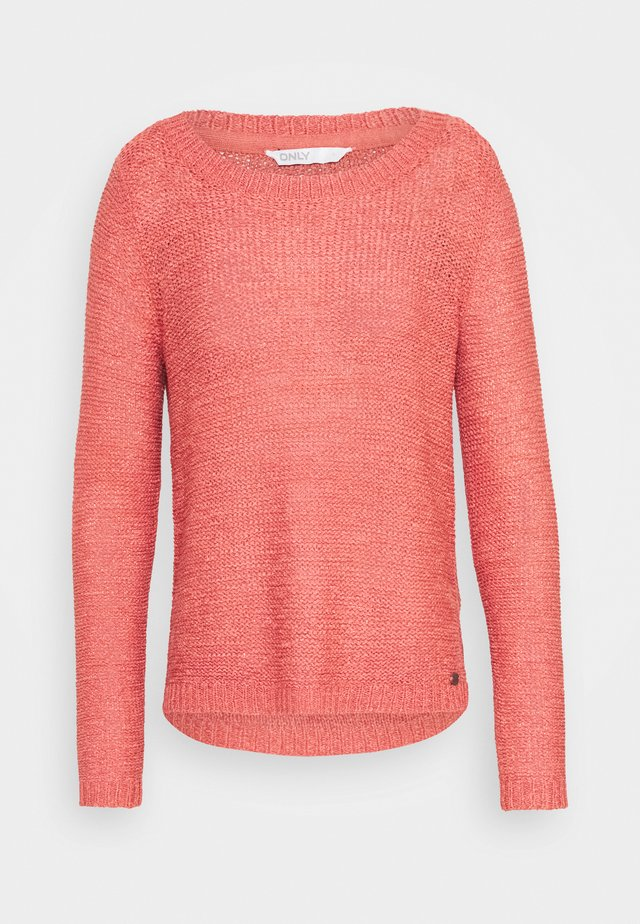 ONLGEENA - Jersey de punto - mineral red