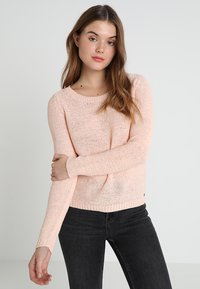 ONLY - ONLGEENA - Jumper - strawberry cream - 0