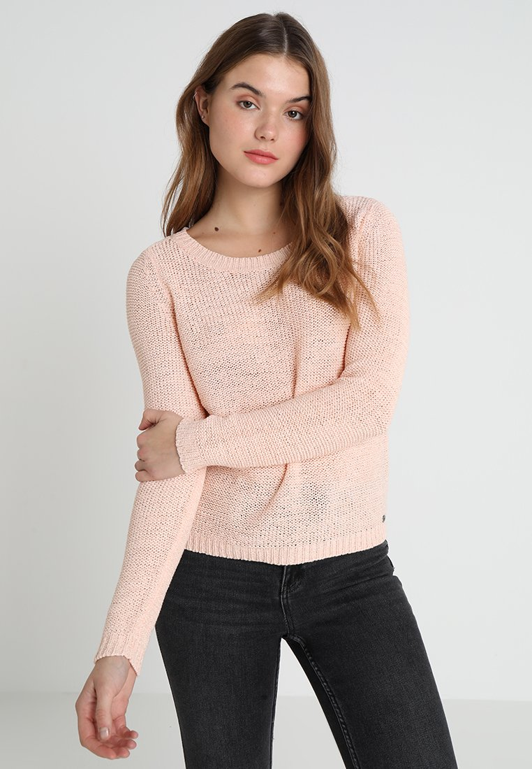 ONLY - ONLGEENA - Jumper - strawberry cream