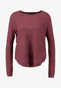 ONLY - ONLCAVIAR  - Pullover - wild ginger - 4