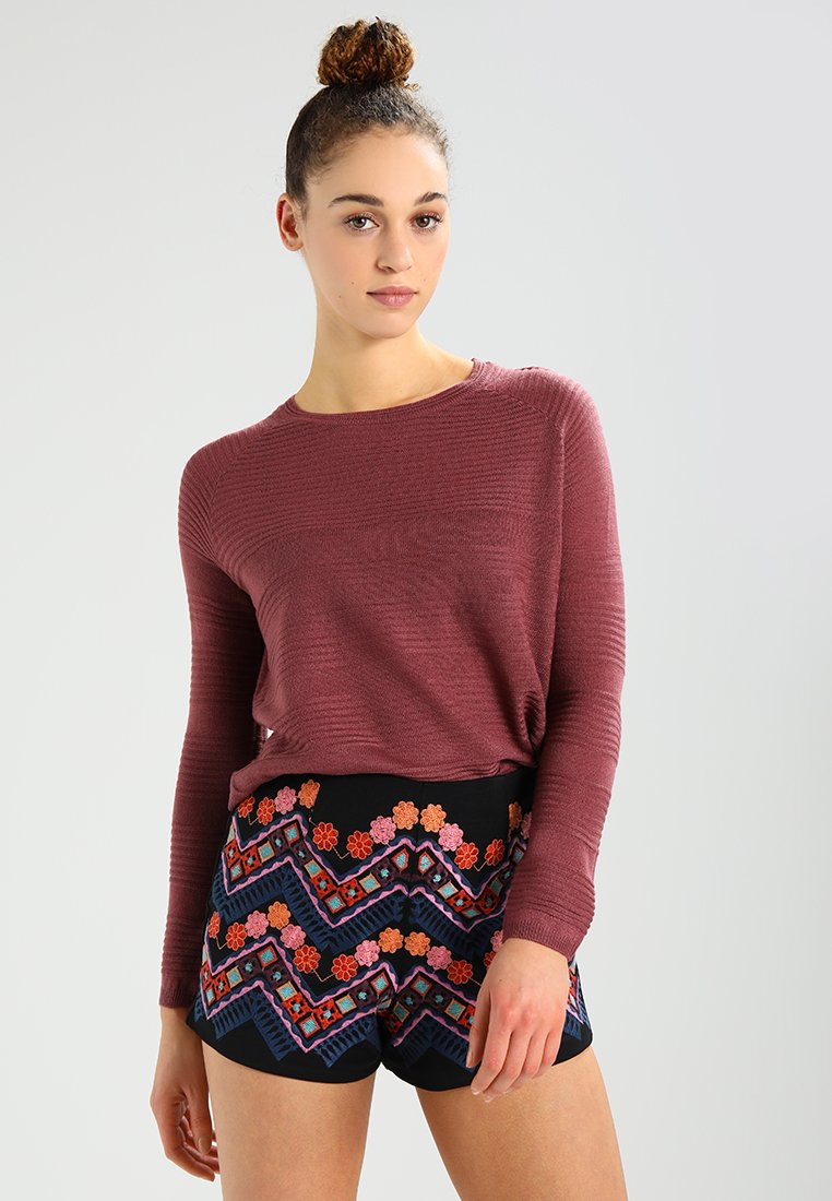 ONLY - ONLCAVIAR  - Pullover - wild ginger