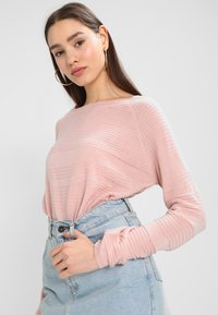 ONLY - ONLCAVIAR  - Maglione - misty rose - 0