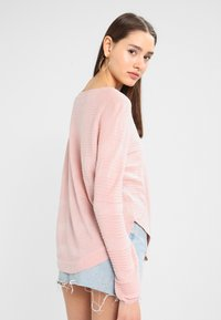 ONLY - ONLCAVIAR  - Maglione - misty rose - 2
