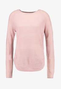 ONLY - ONLCAVIAR  - Strikkegenser - rose - 4