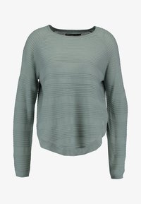 ONLY - ONLCAVIAR  - Jumper - chinois green - 3